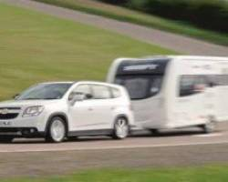 What is the safest outfit:weight ratio for towing a caravan