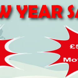 New Year Sale - From 28th December 2016