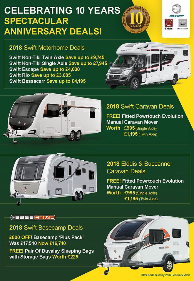 Swift And Elddis Offer A5 For Nec Show Webpage 1 Cropped