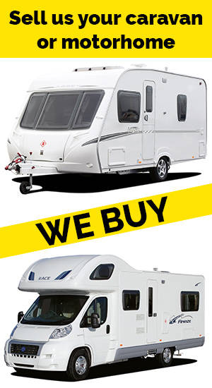 Sell / Part-ex your Caravan or Motorhome