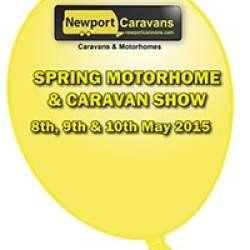 Newport Caravans hosts their Spring Motorhome & Caravan Show