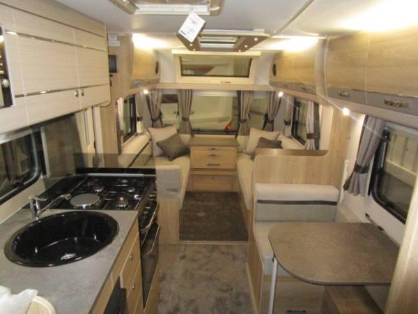 Elddis Avante Gts 586 2019 Newport Caravans