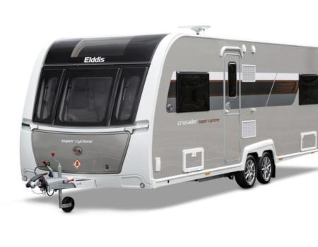Elddis Crusader Super Cyclone  (2019)