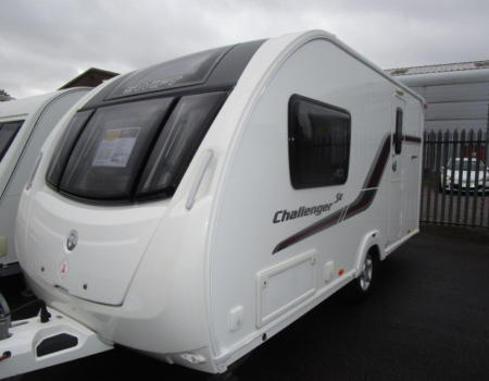 Swift Challenger 480 (SE PACK)  (2013)
