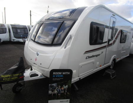 Swift Challenger 570 SE  (2015)
