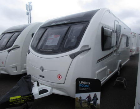 Swift Conqueror 560  (2016)