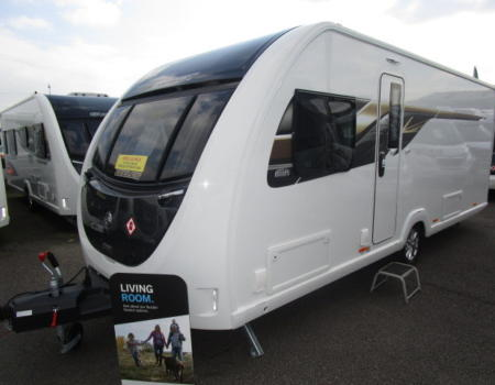 Swift Eccles 580 Lux (100th Anniversary Edition)  (2019)