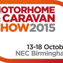 The Motorhome & Caravan Show 2015