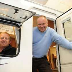 Newport Caravans - South Wales Argus - IT'S THE WEEKEND: The Great Outdoors - The attraction of the caravan holiday