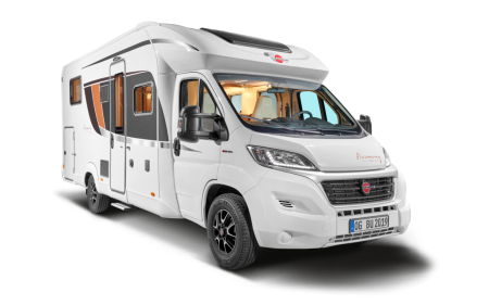 New Burstner Motorhomes