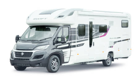 New Swift Motorhomes