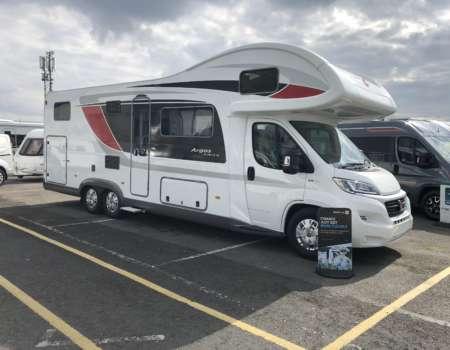 New Motorhomes Search - Newport Caravans