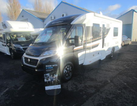 Swift Bessacarr 574 (2018)