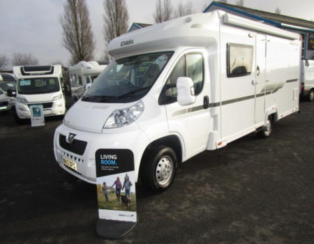 Elddis Sunseeker 155 - SOLD (2013)