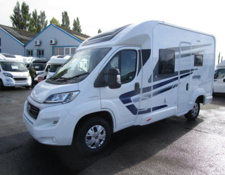 Swift Escape 604  (2019)