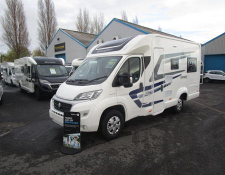 Swift Escape 622  (2019)