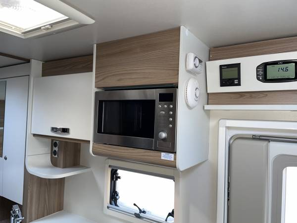 5 point winter check for your caravan